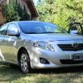 Toyota Corolla XLI 1.8 M/T 2008 Titular, listo para transferir, 118000km Excelente $180000Tel 2944630110